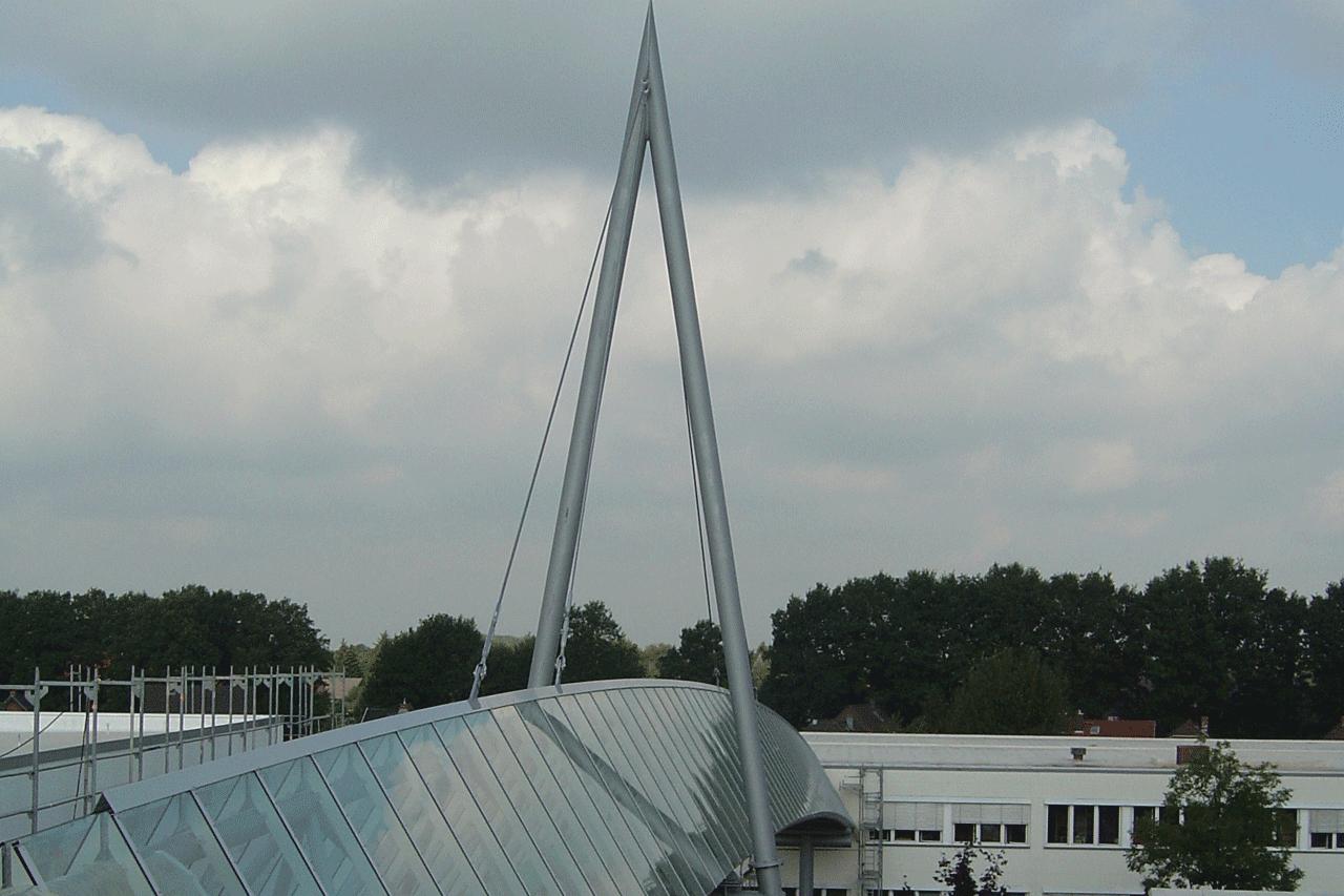 Bijou-Brigitte-Montage- Buthmann Ingenieur-Stahlbau AG aus Glinde bei Hamburg