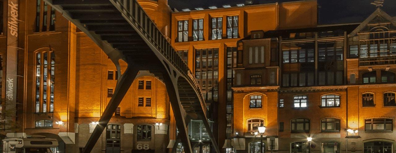 Stilwerk-Fluchtbrücke