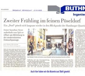 21. Oktober 2008Hamburger Abendblatt