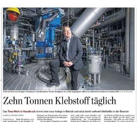 10. Dezember 2014Hamburger AbendblattTesa Poly 3