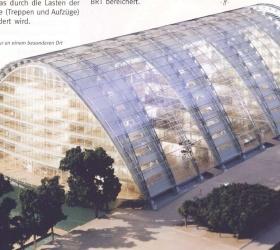 März 2001Architektur & Wirtschaft HamburgBerliner Bogen Hamburg