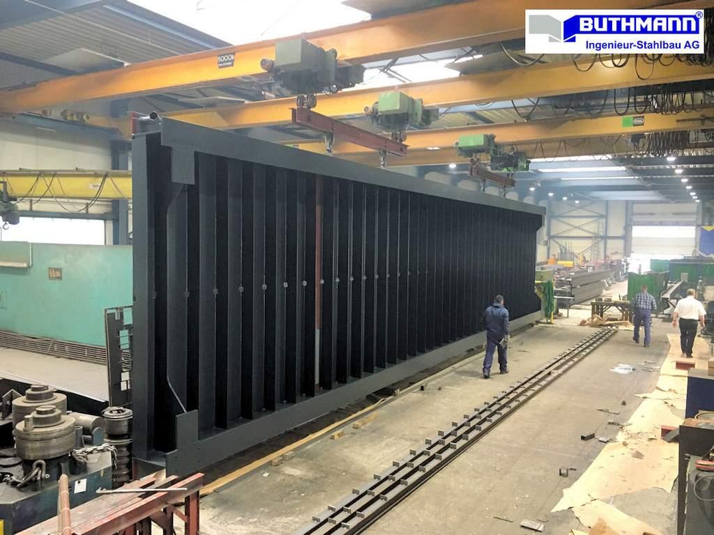 Buthmann Ingenieur-Stahlbau AG