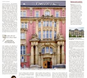 20. November 2018Hamburger AbendblattLuxushotel Fraser Suites