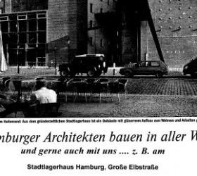 Oktober 2002Die WeltStadtlagerhaus