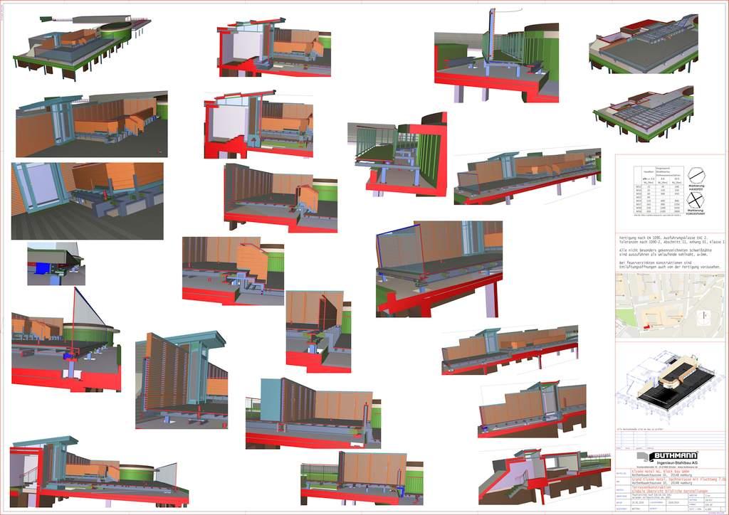 5 Grand Elysee - Werkplanung