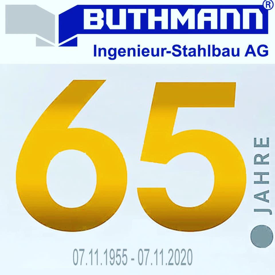 Buthmann Ingenieur-Stahlbau AG - 65 Jahre